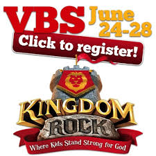 Click to Register for VBS at Mountain View