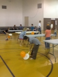 Redneck Ping Pong